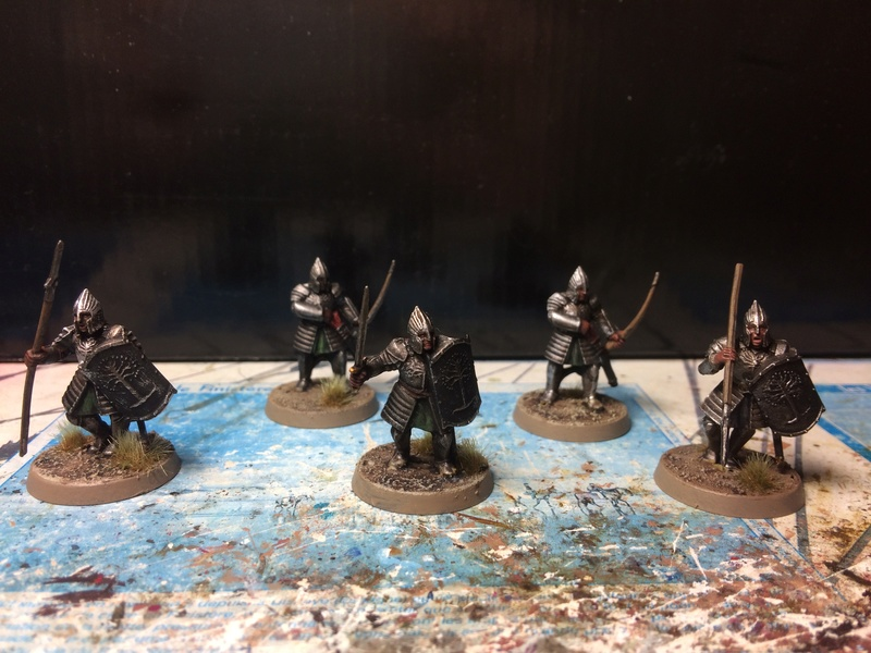 Galerie des troupes du Gondor (Tour Blanche, Ithilien,...)  Img_6388