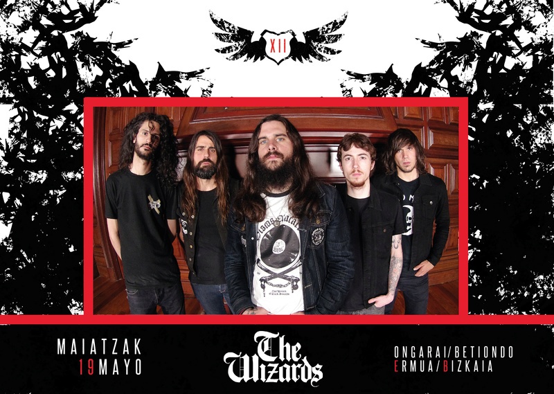 "The Wizards ""Full Moon in Scorpio"" 2017. Hard-stoner-doom-metal - Página 3 The_wi10"