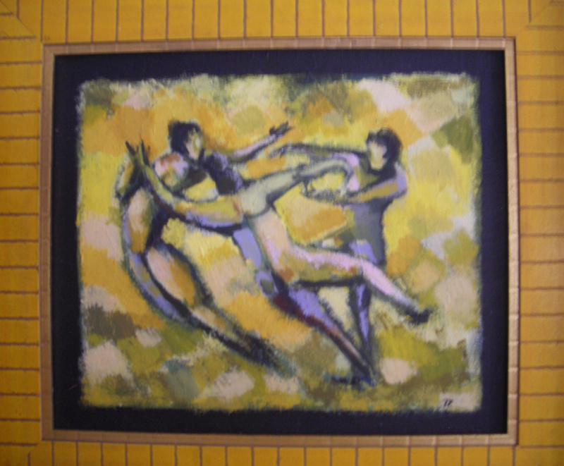 artiste peintre propose tableaux à acheter La_dan10
