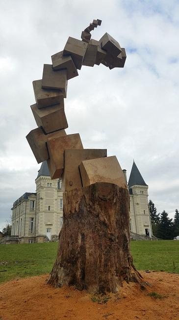 """Déficoncours """"l'art au jardin"""" - participations 20160310"""