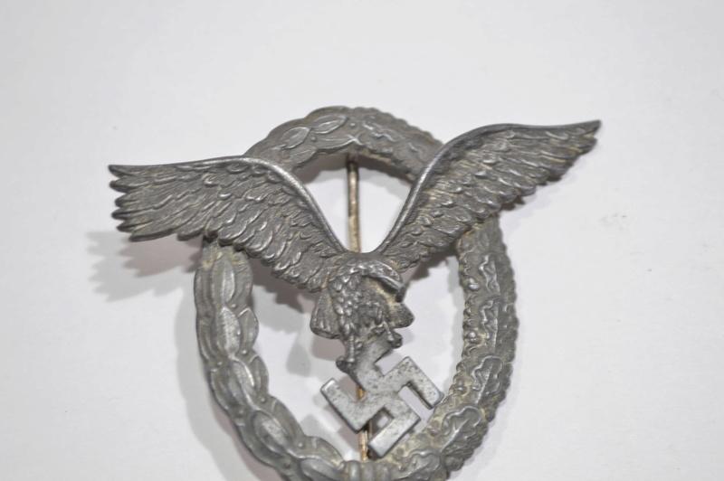 Identifications Insigne Allemand WW2  Dsc_4028