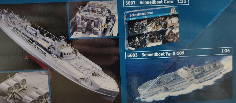 Schnellboot Type S38 1/35 Italéri Img_2026