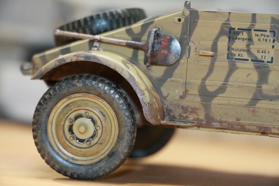 Kübelwagen type 82 1/16 Tamiya - Page 2 Img_6532