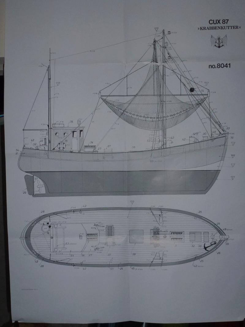 Krabbenkutter Billion Boats au 1/33 L1050834