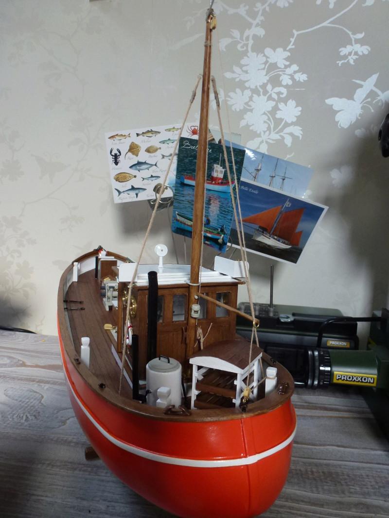 Krabbenkutter Billion Boats au 1/33 L1060314