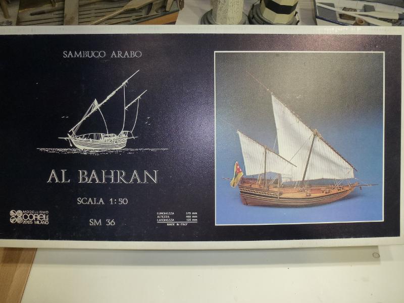 Al Bahran Corel 1/50 L1060317