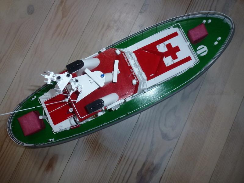 Emile Robin Billing Boats Echelle 1/33 L1060814