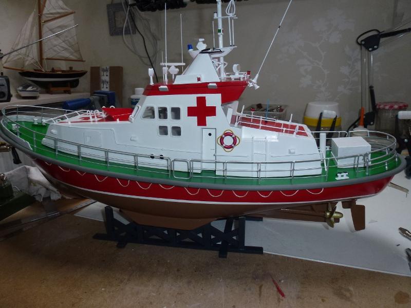 Emile Robin Billing Boats Echelle 1/33 L1060815