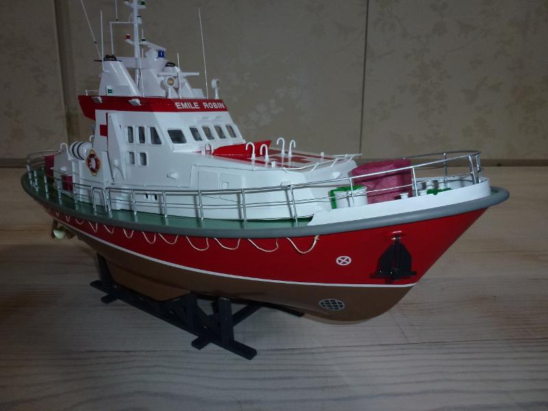 Emile Robin Billing Boats Echelle 1/33 L1060816
