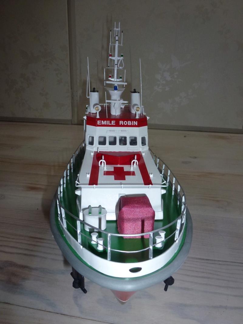 Emile Robin Billing Boats Echelle 1/33 L1060817