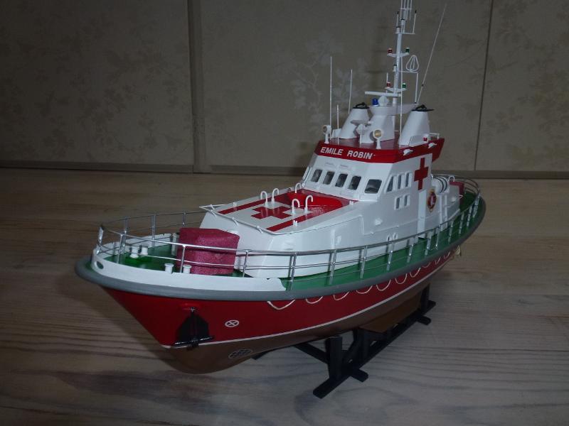 Emile Robin Billing Boats Echelle 1/33 L1060917