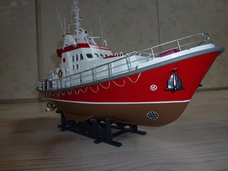 Emile Robin Billing Boats Echelle 1/33 L1060918