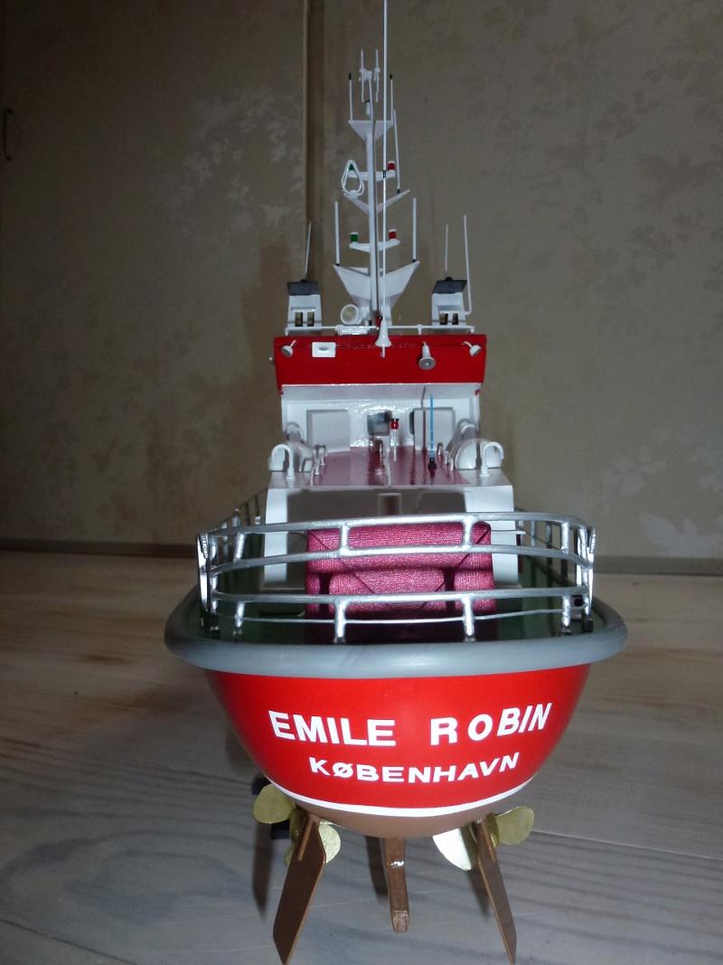 Emile Robin Billing Boats Echelle 1/33 L1060919
