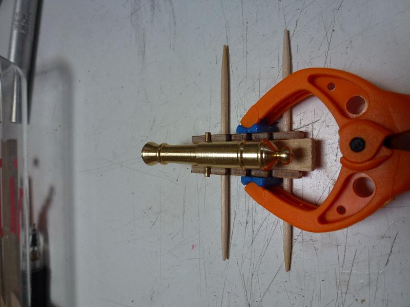 L'Astrolabe coque cuivrée au 1/50 Mantua avec modification plans AAMM L1070021