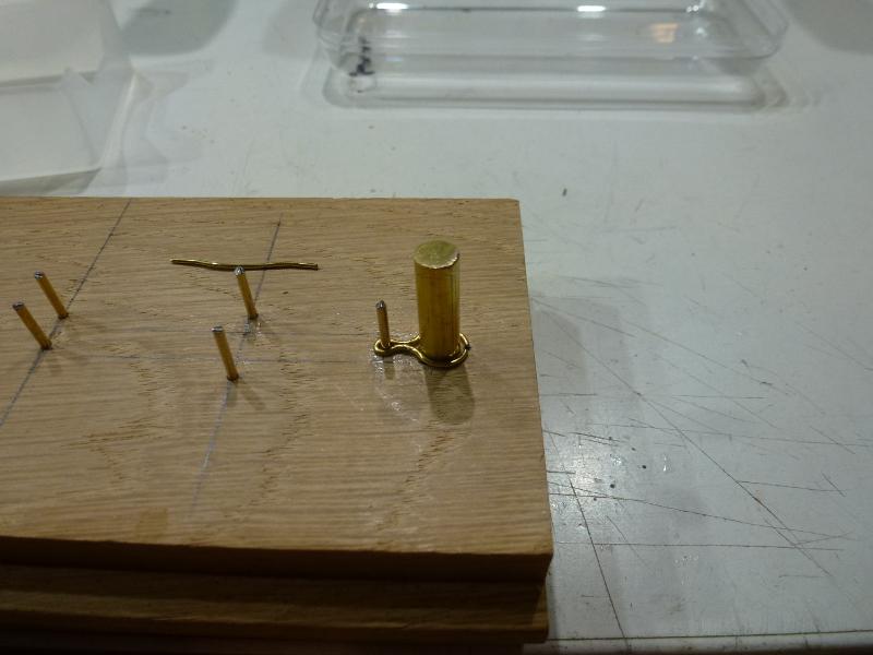 L'Astrolabe coque cuivrée au 1/50 Mantua avec modification plans AAMM L1070421