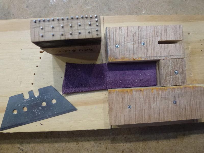 Doublage des coques avec des plaques de cuivre L1070425