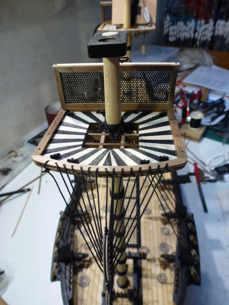 L'Astrolabe coque cuivrée au 1/50 Mantua avec modification plans AAMM - Page 2 L1070716