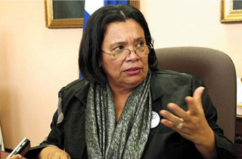 Gonzalina llena de sabiduria de lo que es bueno para Honduras, nos dice de Nasralla es una amenaza Gonza10