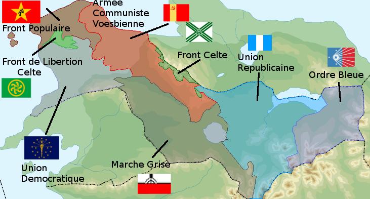 La Rodina (ex-RFCV) Guerre13