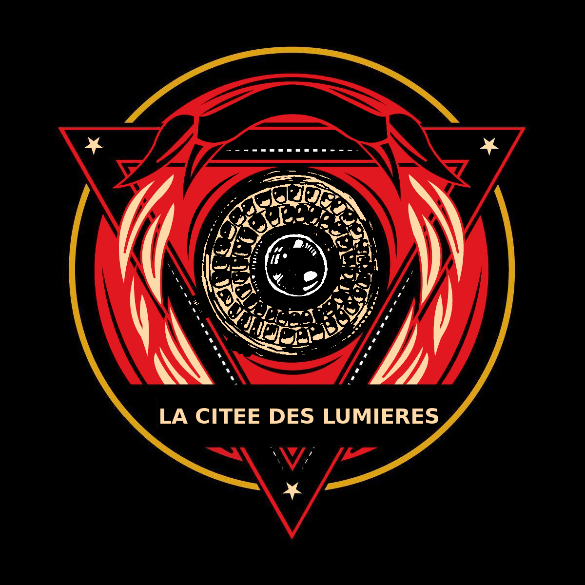 La Citée des Lumières Logo12