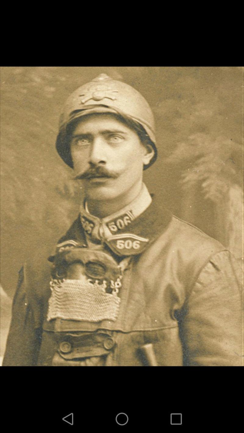 MASQUE  1914-1918 Screen10