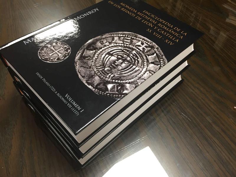 Enciclopedia de la Moneda Medieval Románica de Castilla y León Ss.VIII-XIV 0210