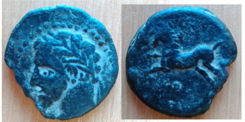 Bronce de Numidia. Gp10