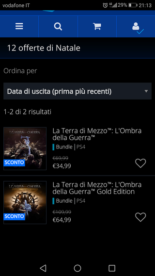 Gioconi in offerta su PlayStation Store! Screen13