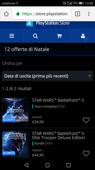 Gioconi in offerta su PlayStation Store! Screen14