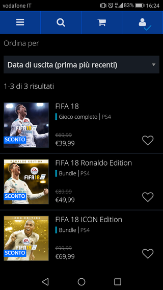 Gioconi in offerta su PlayStation Store! Screen18