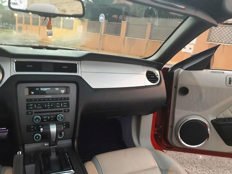 Vendo Ford Mustang Shelby convertible Whatsa20