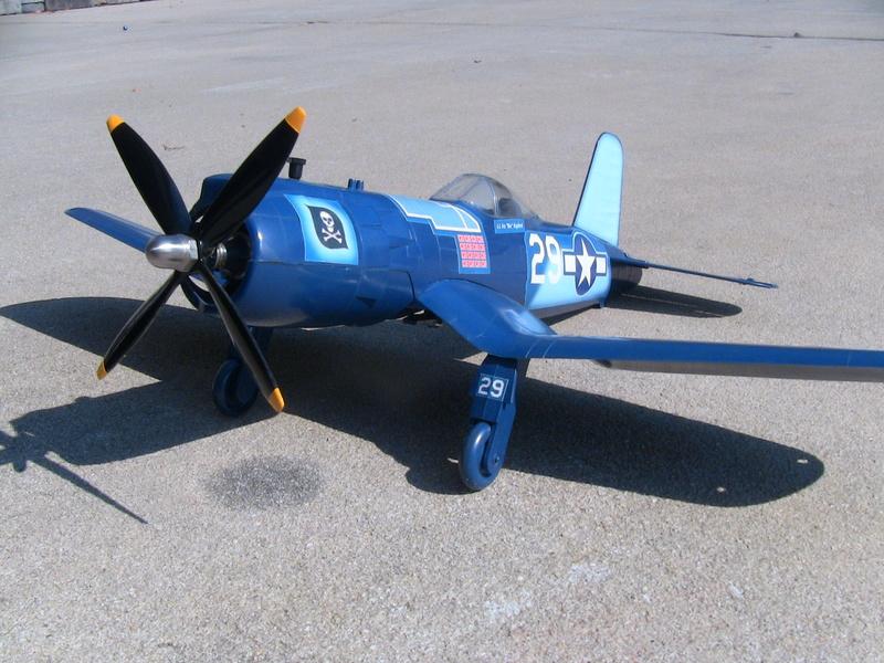 My Cox Corsair  Img_0222
