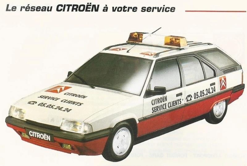 les YOUNGTIMERS (Citroën récentes: AX, BX , CX , XM....) - Page 2 10100