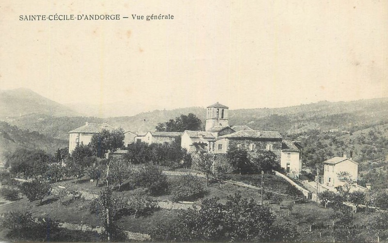 Le Relais routier de Ste Cécile d'Andorge (Gard) 1037