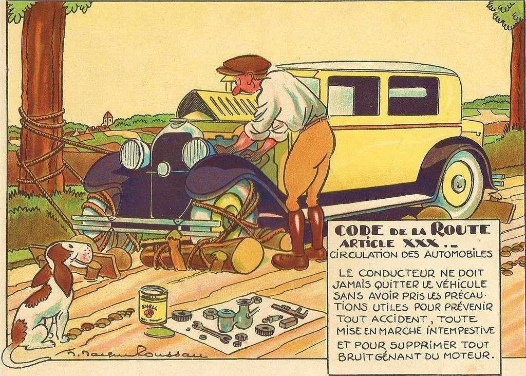 Le Code de la Route illustré (1930) 1070