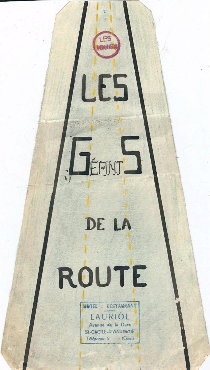 Le Relais routier de Ste Cécile d'Andorge (Gard) 1127