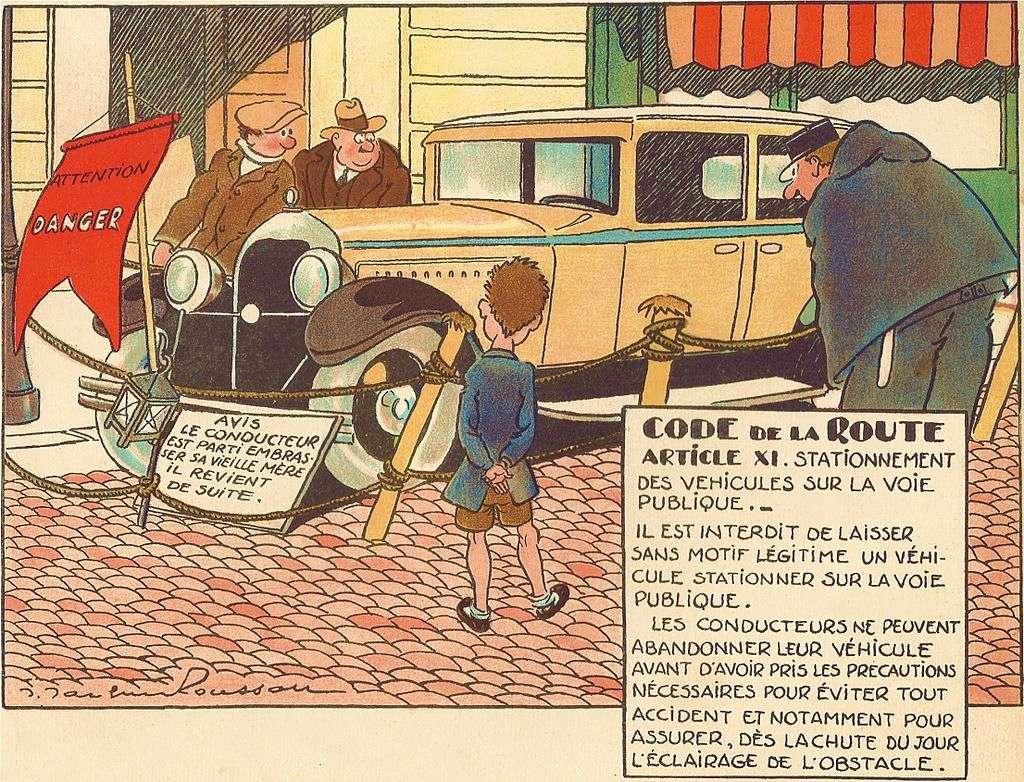 Le Code de la Route illustré (1930) 1237