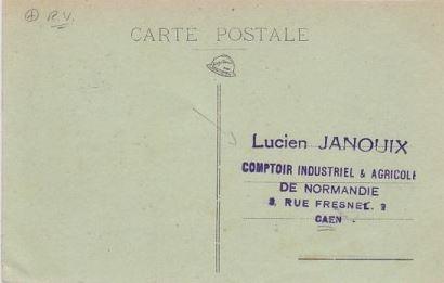 Cartes postales anciennes (partie 1) - Page 35 1477