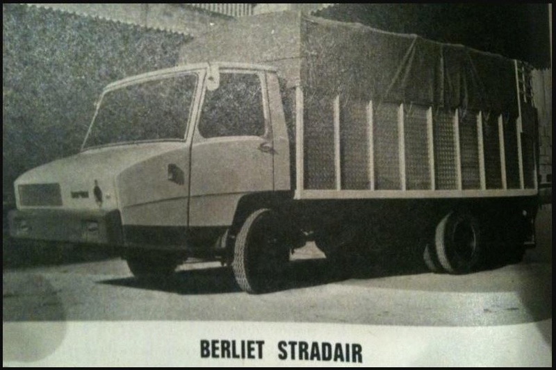 "La collection ""miniatures BERLIET"" d'Hachette au 1/43 148"