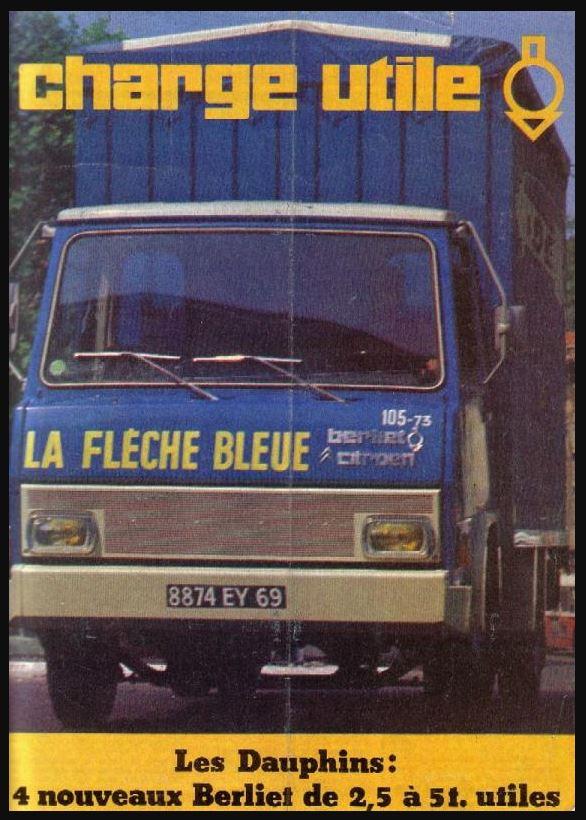 """La collection """"miniatures BERLIET"""" d'Hachette au 1/43 - Page 2 155"""