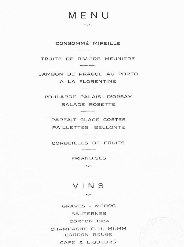 Les Aviateurs Costes et Bellonte en CITROËN C6F 1911