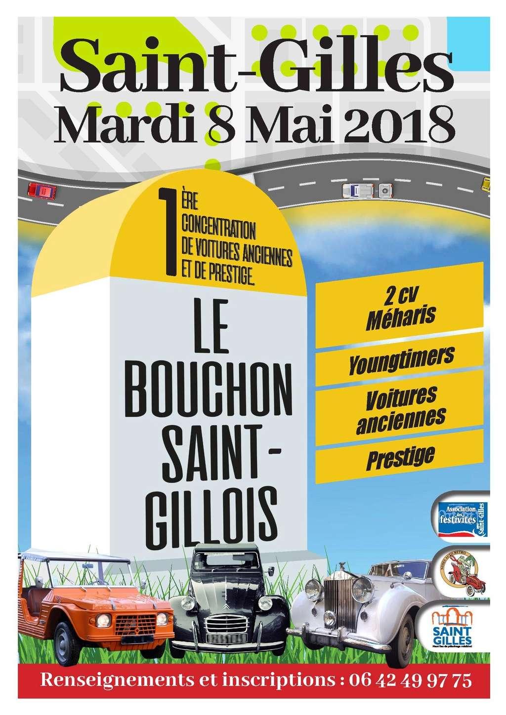 Le bouchon de ST GILLES (Gard) 2018_b11