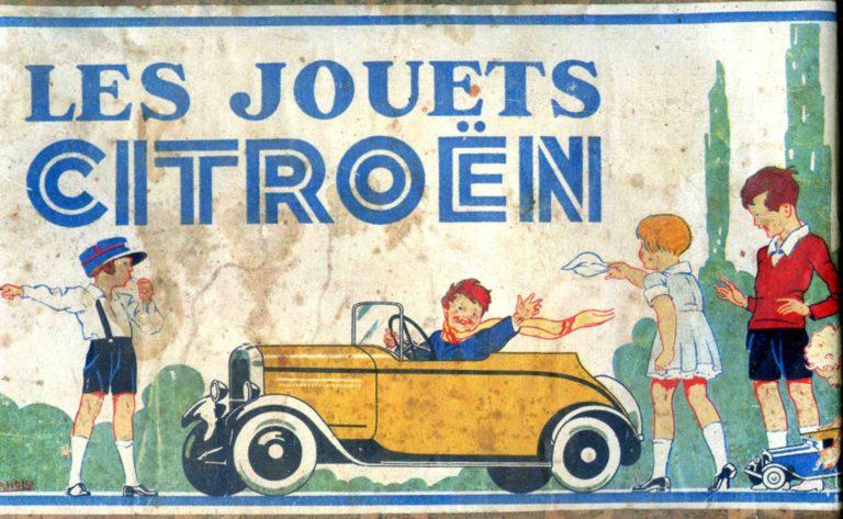 Les JOUETS CITROËN - Page 2 2170