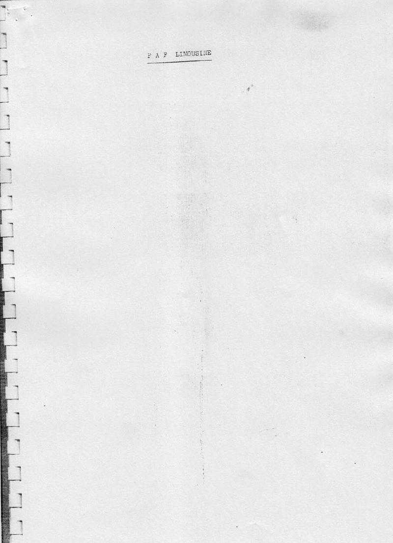 La CITROËN FAF (Facile à Fabriquer) 3020