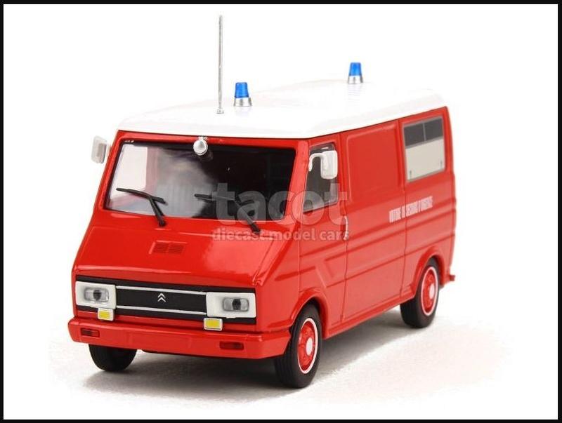 C35 Pompiers chez Eligor 3151