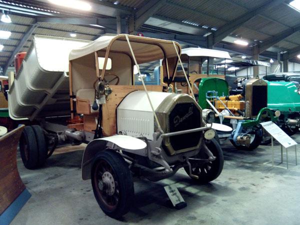 Camion Dewald 3193