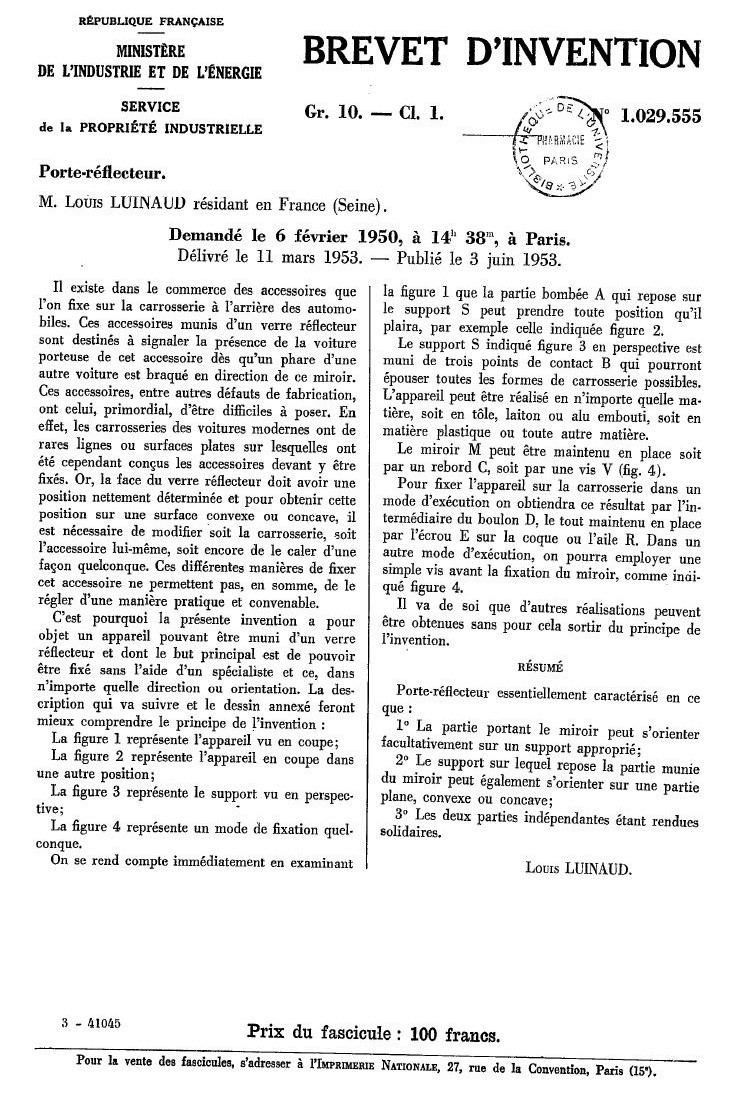 Louis LUINAUD 4157