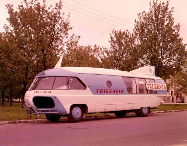 Le U55 Fusée de FRIGEAVIA 521