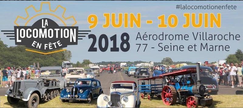 La Locomotion en fête  2018 - Aérodrome de Melun-Villaroche (77) 5287