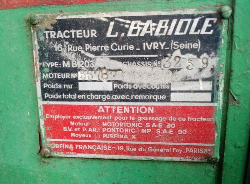 TRACTEUR - tracteur pas connu ? a ma connaissance ?  557